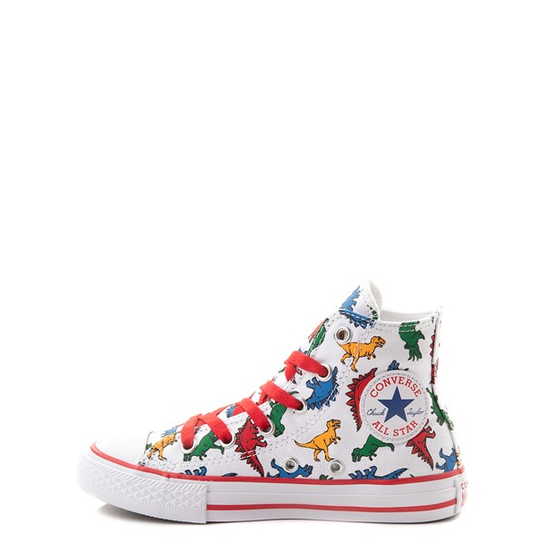 alternate image alternate view Converse Chuck Taylor All Star Dinos Hi Sneaker - Little KidALT1