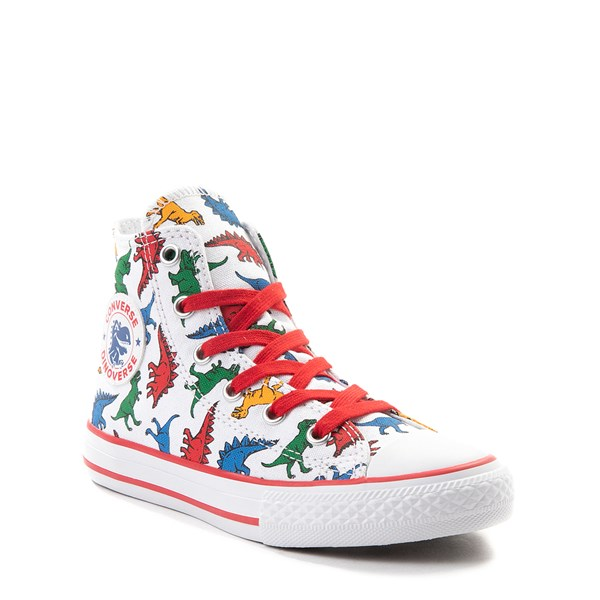 alternate image alternate view Converse Chuck Taylor All Star Dinos Hi Sneaker - Little KidALT1B