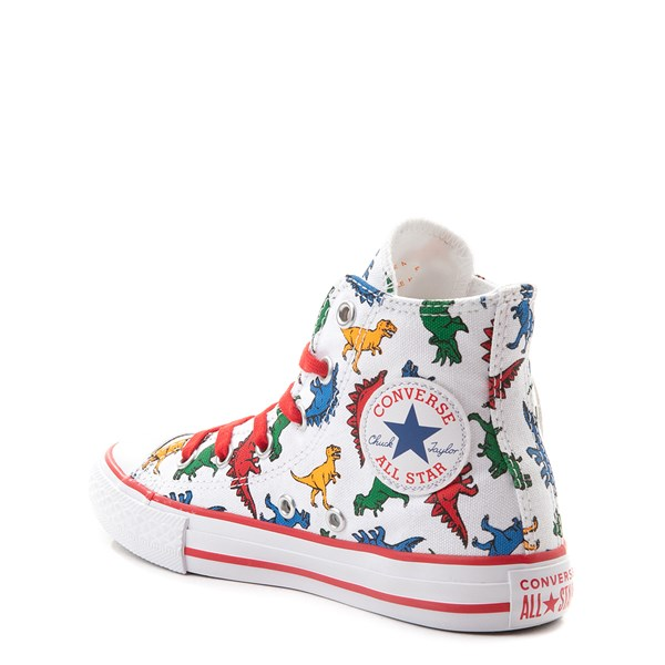 alternate image alternate view Converse Chuck Taylor All Star Dinos Hi Sneaker - Little KidALT2