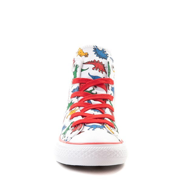 alternate image alternate view Converse Chuck Taylor All Star Dinos Hi Sneaker - Little KidALT4