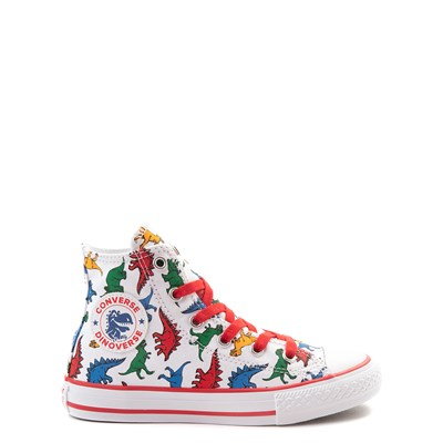 Main view of Converse Chuck Taylor All Star Dinos Hi Sneaker - Little Kid