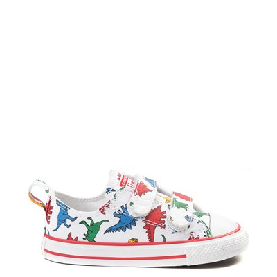 Main view of Converse Chuck Taylor All Star 2V Dinos Lo Sneaker - Baby / Toddler