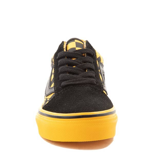 alternate image alternate view Vans Old Skool Chex Skate Shoe - Little Kid / Big KidALT4