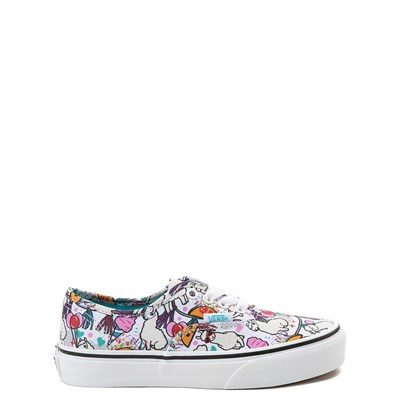 Main view of Vans Authentic Llama Party Skate Shoe - Little Kid / Big Kid