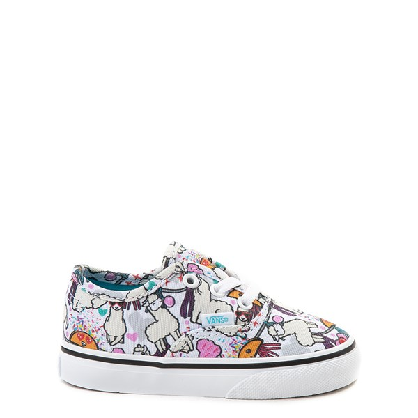 Vans Authentic Llama Party Skate Shoe - Baby / Toddler