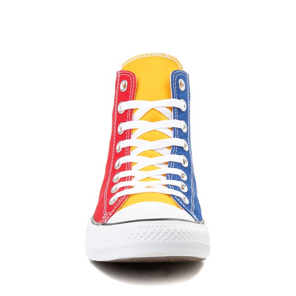alternate image alternate view Converse Chuck Taylor All Star Hi Color-Block SneakerALT4