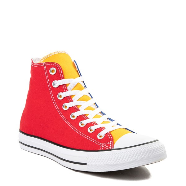 alternate image alternate view Converse Chuck Taylor All Star Hi Color-Block SneakerALT5