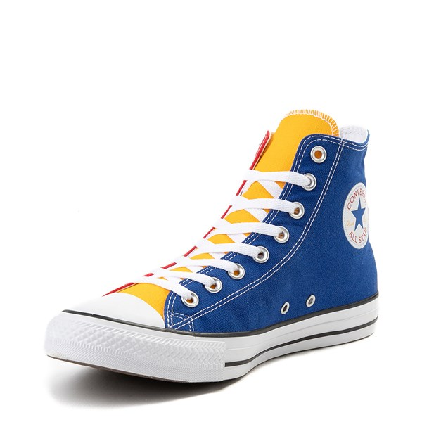 alternate image alternate view Converse Chuck Taylor All Star Hi Color-Block SneakerALT3