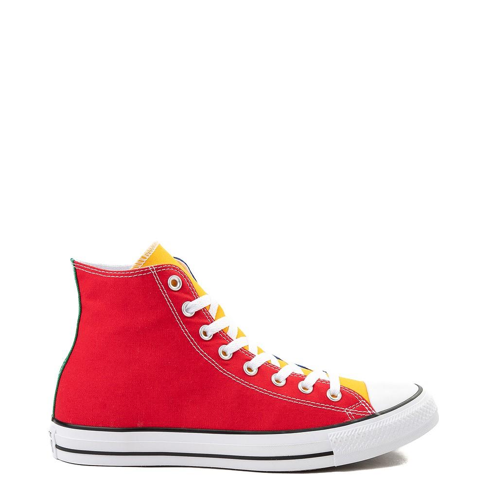 Converse Chuck Taylor All Star Hi Sneaker - Primary Color-Block
