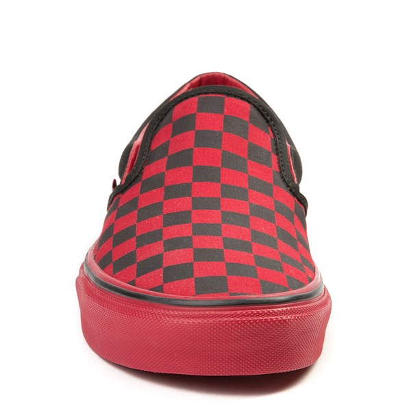alternate image alternate view Vans Slip On Chex Skate ShoeALT4