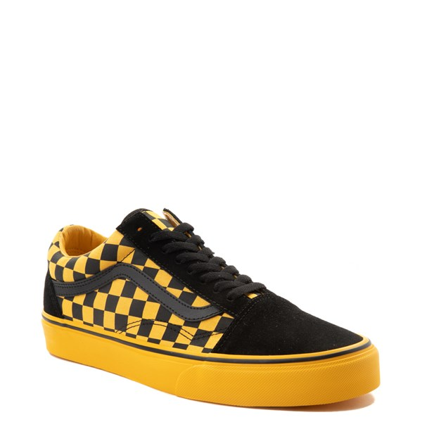 alternate image alternate view Vans Old Skool Chex Skate ShoeALT1