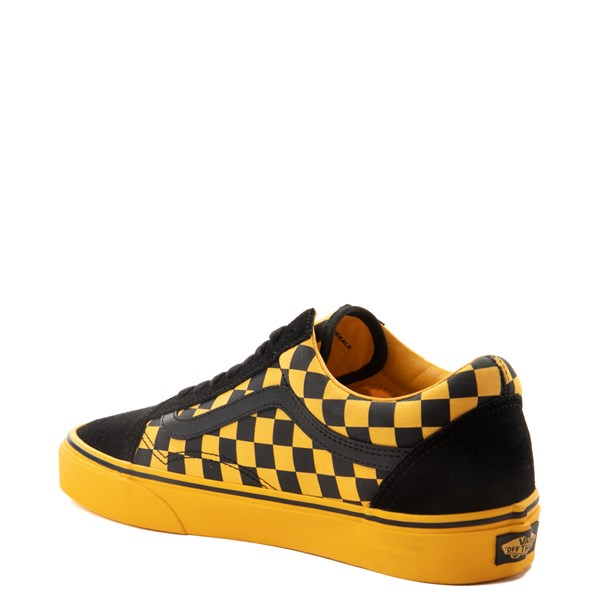alternate image alternate view Vans Old Skool Chex Skate ShoeALT2