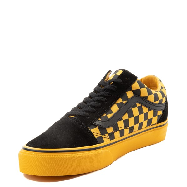 alternate image alternate view Vans Old Skool Checkerboard Skate ShoeALT3