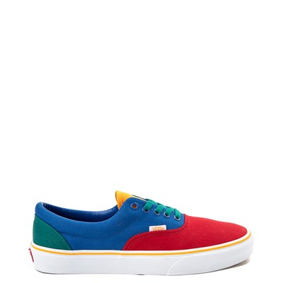 Main view of Vans Era Color-Block Skate Shoe