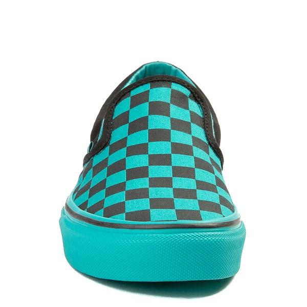 alternate image alternate view Vans Slip On Chex Skate ShoeALT4