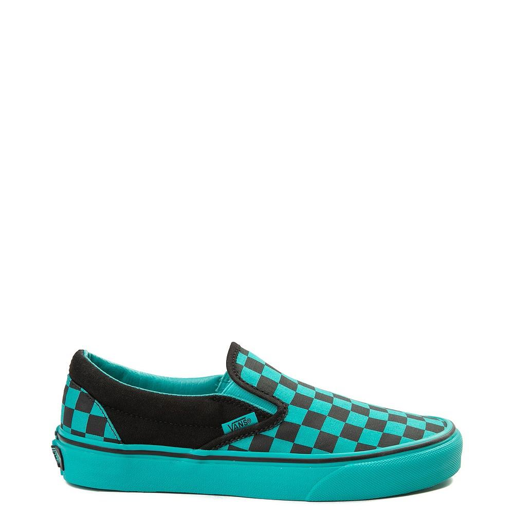 Vans Slip On Chex Skate Shoe