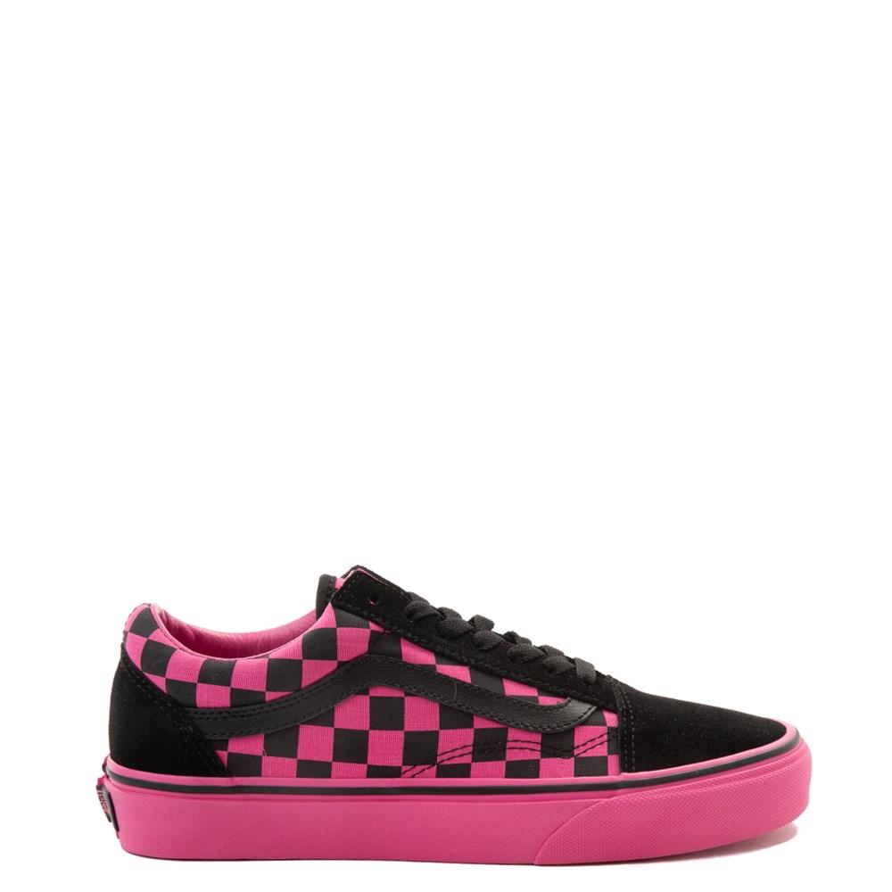 Vans Old Skool Chex Skate Shoe