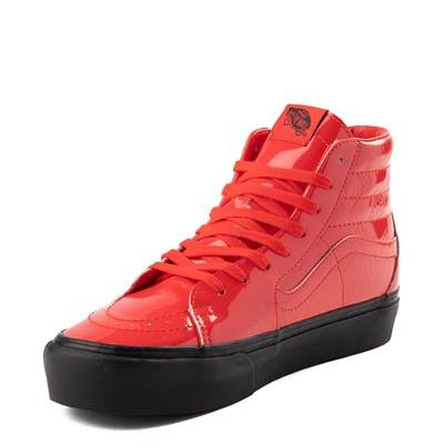 a0821d20ff5 Vans x David Bowie Ziggy Stardust Sk8 Hi Platform Skate Shoe ...