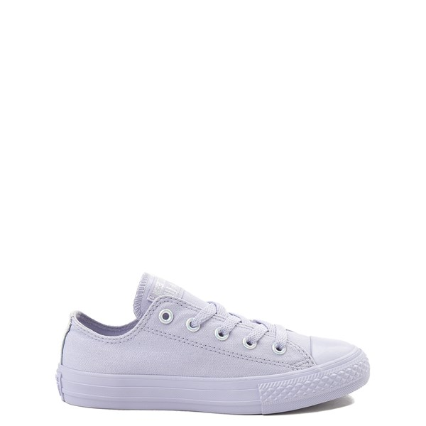 Converse Chuck Taylor All Star Lo Leather Sneaker - Little Kid
