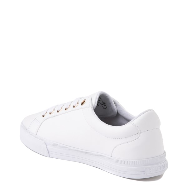 alternate image alternate view Womens Tommy Hilfiger Lightz Athletic Shoe - WhiteALT1