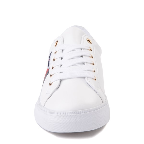 alternate image alternate view Womens Tommy Hilfiger Lightz Athletic Shoe - WhiteALT4
