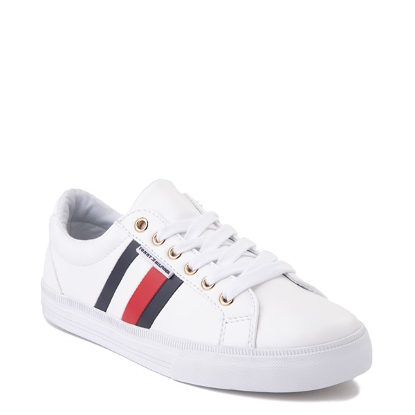 alternate image alternate view Womens Tommy Hilfiger Lightz Athletic Shoe - WhiteALT5