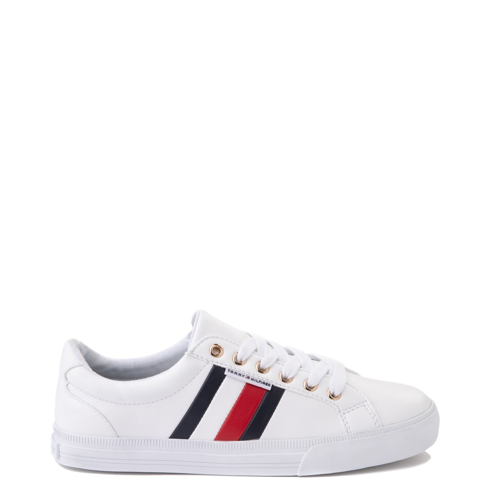Womens Tommy Hilfiger Lightz Athletic Shoe - White