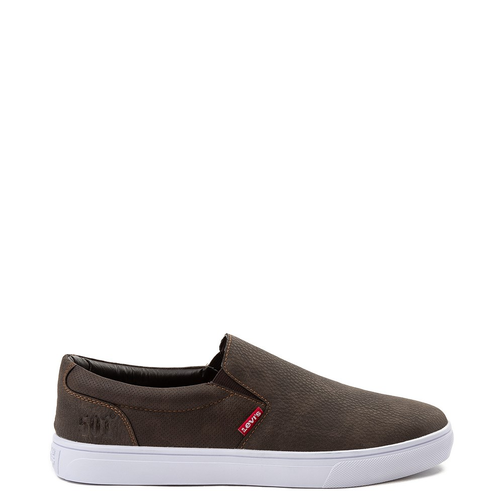 Mens Levi's 501® Jeffrey Slip On Casual Shoe