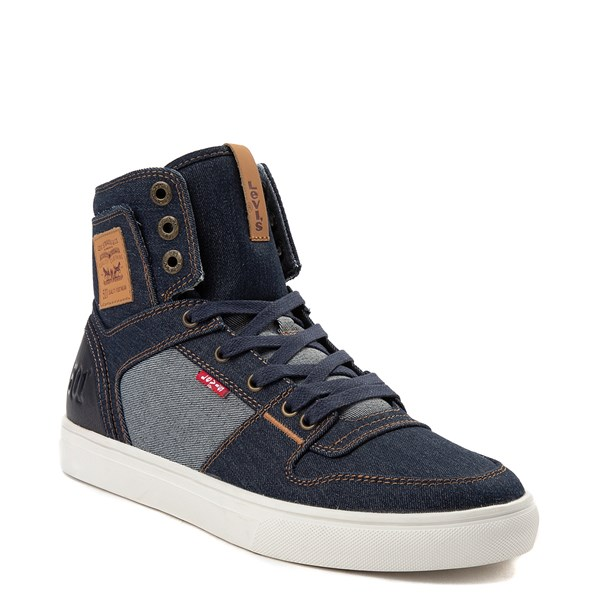 alternate image alternate view Mens Levi's 501® Mason Hi Casual ShoeALT1