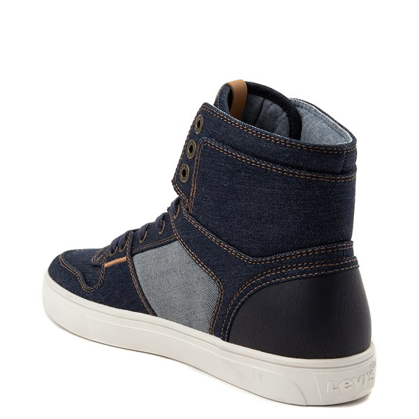 alternate image alternate view Mens Levi's 501® Mason Hi Casual ShoeALT2