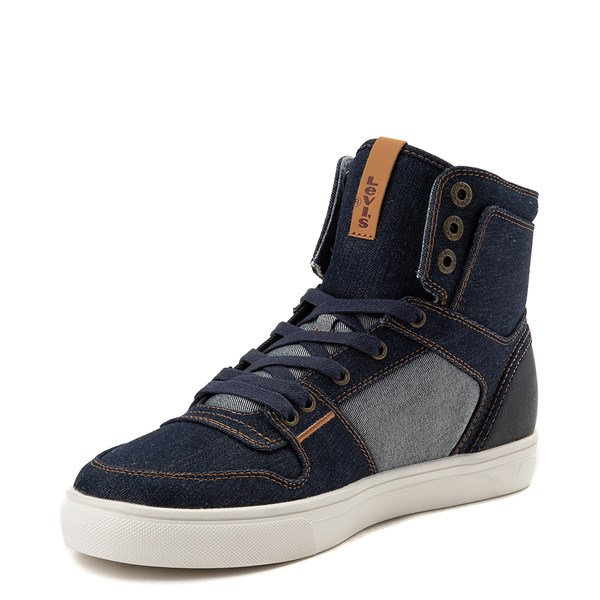 alternate image alternate view Mens Levi's 501® Mason Hi Casual ShoeALT3