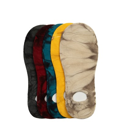 Main view of Mens Tie Dye Liners 5 Pack
