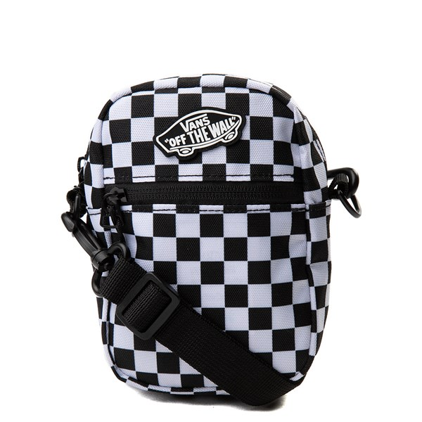 Vans Street Ready Checkerboard Crossbody Bag