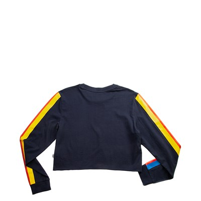 Alternate view of Womens Vans Rainee Cropped Long Sleeve Tee