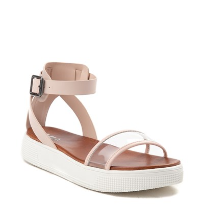 Alternate view of Womens MIA Mitchell Lucite Sandal