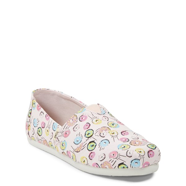 alternate image alternate view TOMS Classic Donuts Slip On Casual Shoe - Little Kid / Big KidALT1