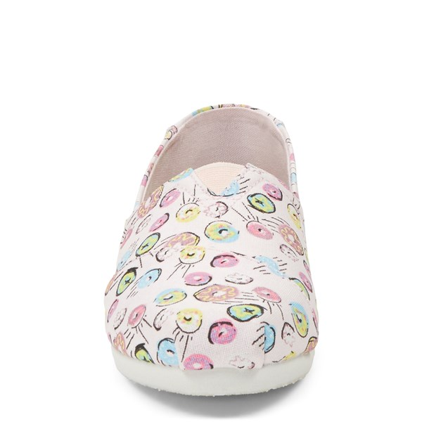 alternate image alternate view TOMS Classic Donuts Slip On Casual Shoe - Little Kid / Big KidALT4