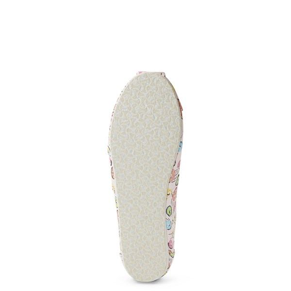 alternate image alternate view TOMS Classic Donuts Slip On Casual Shoe - Little Kid / Big KidALT5