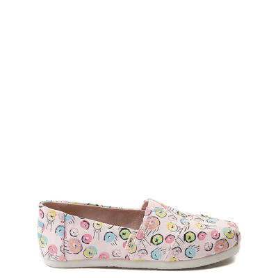 Main view of TOMS Classic Donuts Slip On Casual Shoe -Little Kid / Big Kid
