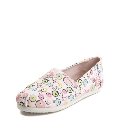 Alternate view of TOMS Classic Donuts Slip On Casual Shoe -Little Kid / Big Kid