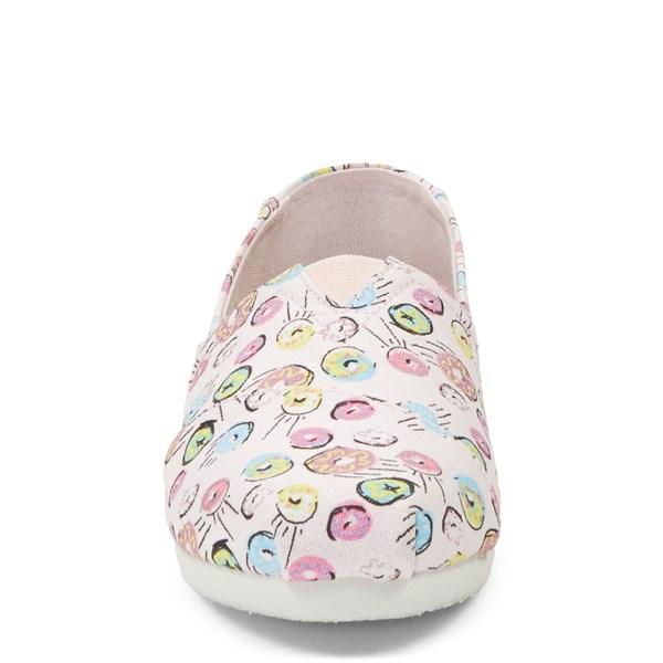 alternate image alternate view TOMS Classic Donuts Slip On Casual Shoe - Baby / Toddler / Little KidALT4
