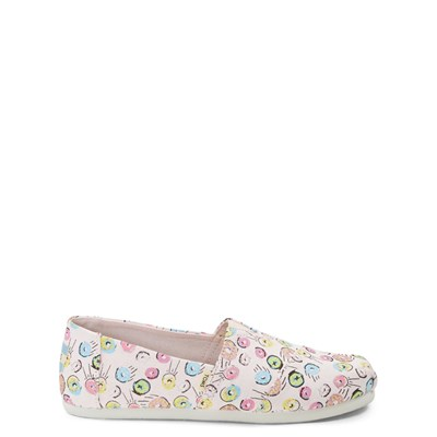 Main view of TOMS Classic Donuts Slip On Casual Shoe - Baby / Toddler / Little Kid