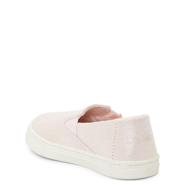 alternate image alternate view TOMS Luca Slip On Casual Shoe - Toddler / Little KidALT2