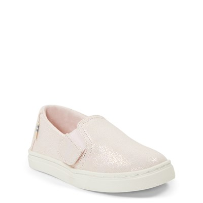 Alternate view of TOMS Luca Slip On Casual Shoe - Toddler / Little Kid