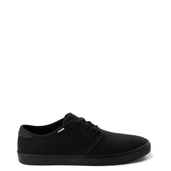 Main view of Mens TOMS Carlo Casual Shoe - Black