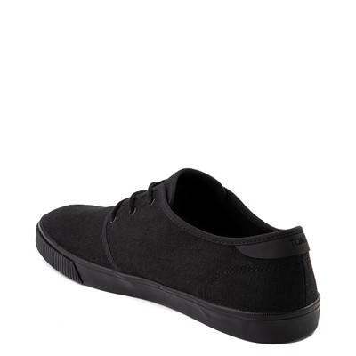 Alternate view of Mens TOMS Carlo Casual Shoe - Black