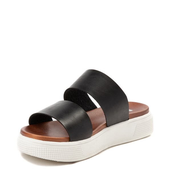 alternate image alternate view Womens MIA Saige Slide Sandal - BlackALT3