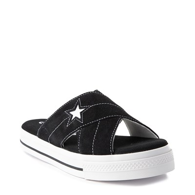 Alternate view of Womens Converse One Star Sandalism Slide Sandal