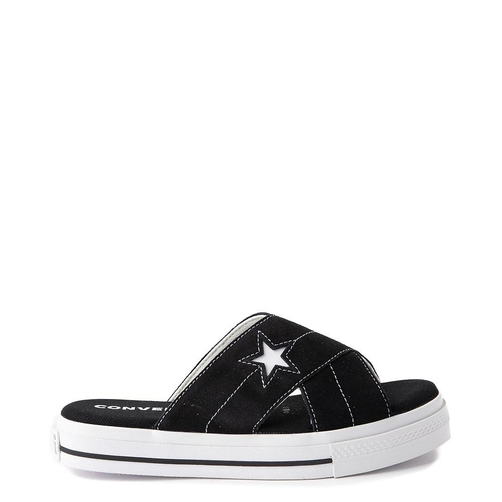 Womens Converse One Star Sandalism Slide Sandal