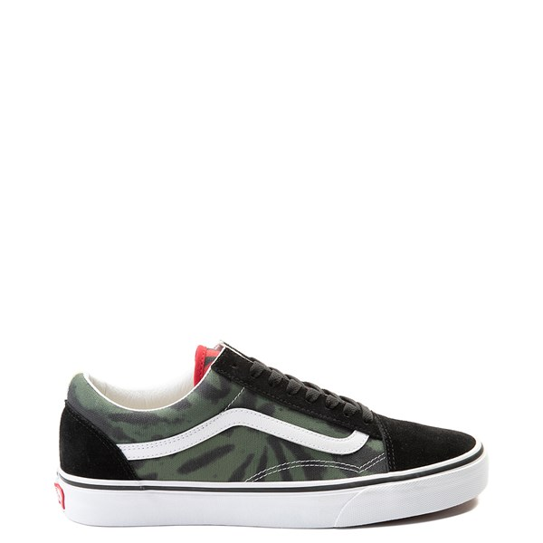 Main view of Vans Old Skool Tie Dye Skate Shoe